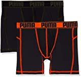 Puma Herren Unterwäsche Active Boxer 2p Packed