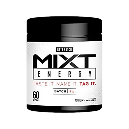 MIXT Energy - Designed for Concentration, Focus, and Hours of Energy Without the Crash (Beta Batch) Test