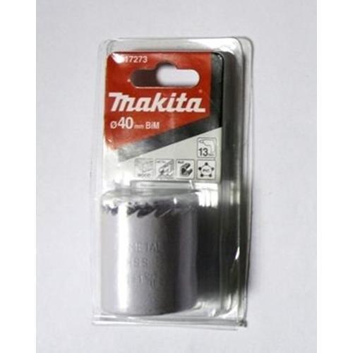 Makita D-17083 - Corona bimetalica de 51 mm para acero, metal, madera o plasticos