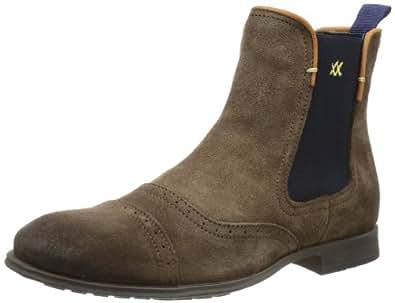 Mexx Faith 4 10000054, Damen Chelsea Boots, Dunkelbraun (dk brown), EU 41