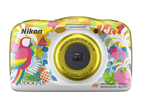 Nikon COOLPIX W150 Hawaii, Bunt