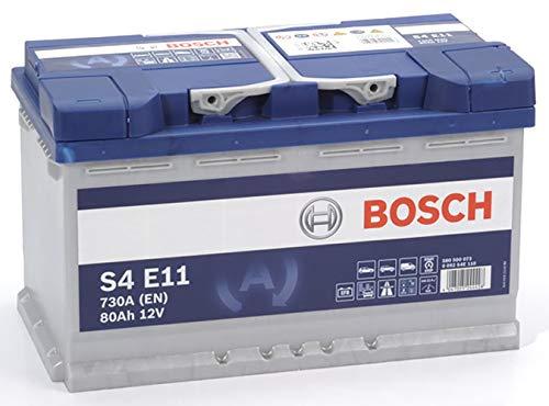 Bosch 0092S4E110 EFB Batterie 12 V 80 mAh 730 A B13