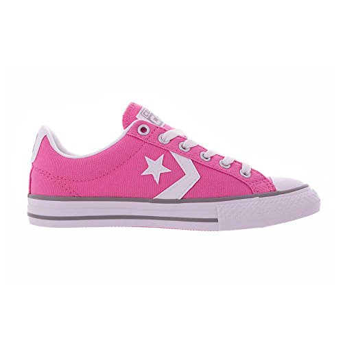 CONVERSE 638441 ROSA Chuck Pink White