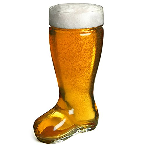 Barraid Beer Boot Glass 650 ml Capacity