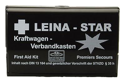 Leina 73600 Verbandkasten DIN 13164 B mit Rettungsdecke