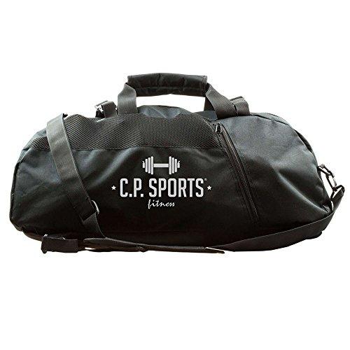 Kombi-Sporttasche Auch als Rucksack zu Tragen von C.P. Sports