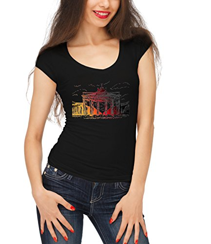 billion-group-brandenburg-gate-berlin-germany-city-collection-womens-megan-crew-neck-t-shirt-nero-la