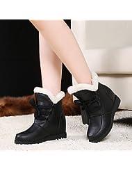Zormey Tacones Mujer Primavera Verano Zapatos Club Comfort Novedad Fleece Materiales Personalizados De Boda Vestido Exterior Stiletto Talón Casual Flor Rosa Ruborizados Us6 / Ue36 / Uk4 / Cn36 3fKRPxt