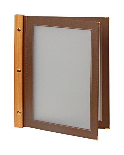 madera-columna-holder-menu-a4-brown-con-2-insertos-4-paginas
