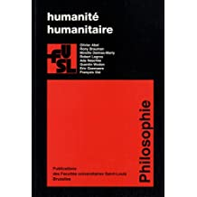 Humanité humanitaire