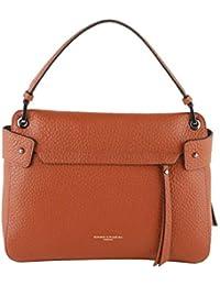 368a561f3b80a Gianni Chiarini Women s BS6420QNT3126 Brown Leather Handbag