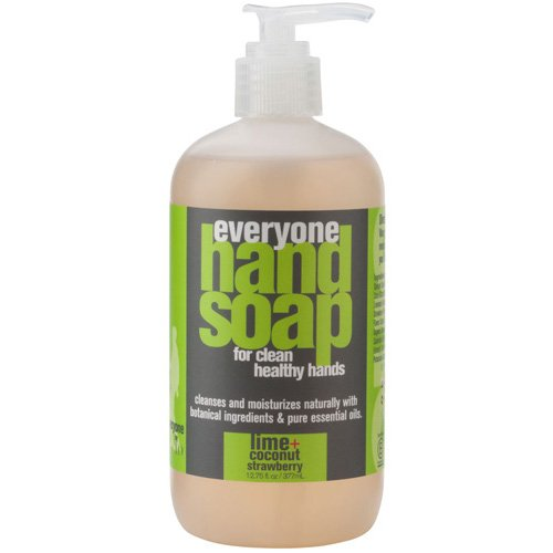 Eo Products Everyone Hand Soap - Lime And Coconut With Strawberry - 12.75 Oz (Eo-hand Soap)