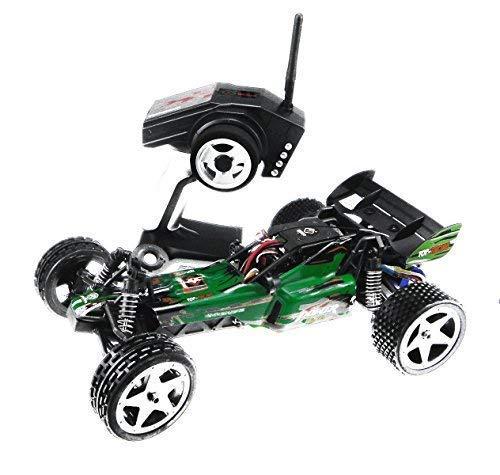 o - Cross Country Racing Car Wave Runner - 2.4 GHz RC Auto mit Brushlessmotor, Einzelradaufhängung und Heckantrieb - Maßstab 1:12 ()