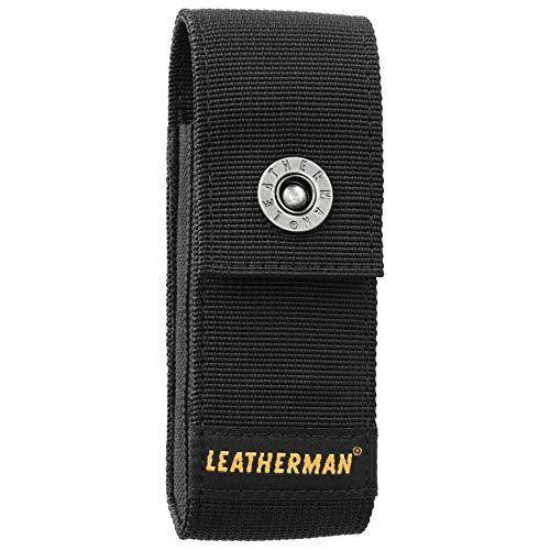 LEATHERMAN LT934929 SHEATH FUNDAS PARA HERRAMIENTAS PROFESIONALES, Schwarz, L