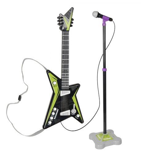 Preisvergleich Produktbild Speelgoed 88025 - Gitarre mit Microfone