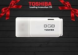 Toshiba 8GB Hayabusa Pendrive