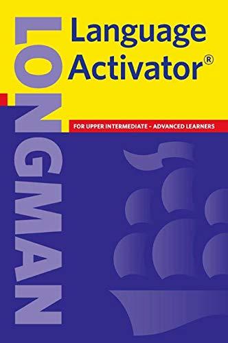 Longman language activator: for upper intermediate - advanced learners di Inc. Pearson Education