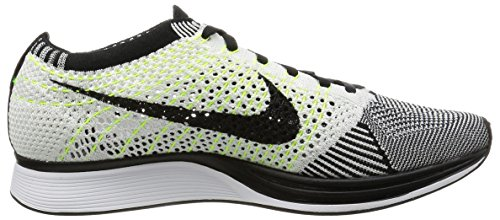 Nike Herren Laufschuhe, 44 EU Schwarz / Weiß (Schwarz / Weiss-Weiss)