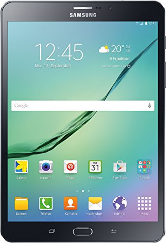 Samsung Galaxy Tab S2 Tablette tactile noir 8 LTE /4G