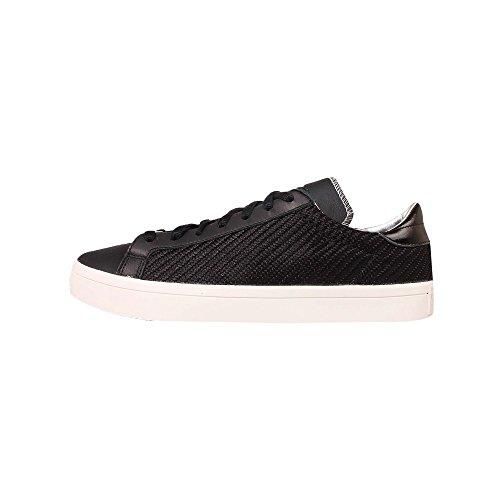 adidas Court Vantage Scarpa 8,0 core black/silver met