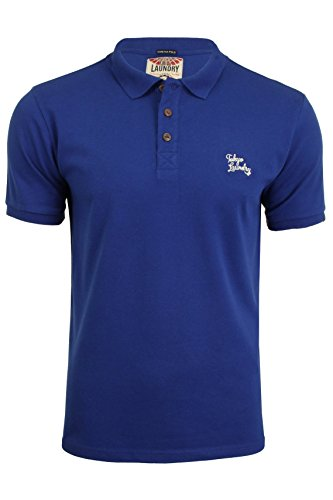 Tokyo Laundry Mens Stretch Pique Polo T-Shirt by Roseville'