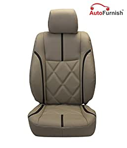 Autofurnish (HT-504 Tigno) Tata Indica (1998-14) 3D Custom PU Leather Car Seat Covers