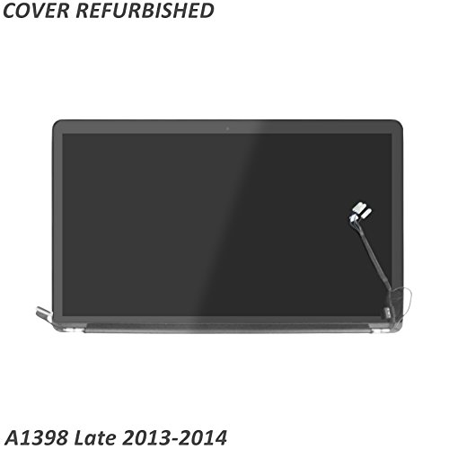 LCDOLED 15.4 zoll LCD Display Bildschirm Assembly für Apple MacBook Pro Retina A1398 late 2013 mitte 2014 Panel Apple