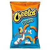 #10: Fritolay Cheetos Puffs, 255.1g
