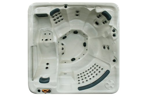 Ultra Wave Outdoor Whirlpool Spa / Balboa Steuerung / 6 Personen / Dreammaker / Aussenwhirlpool