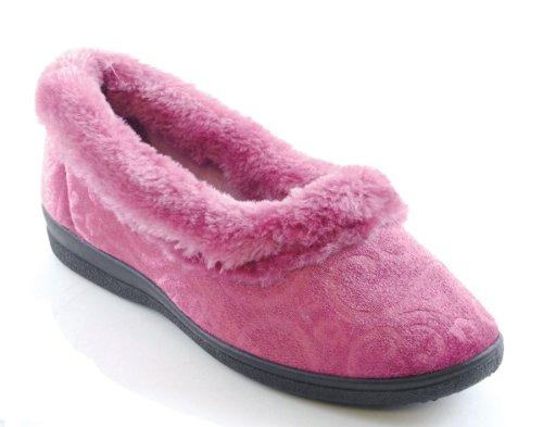 Slumberz, Pantofole donna Dusky Pink