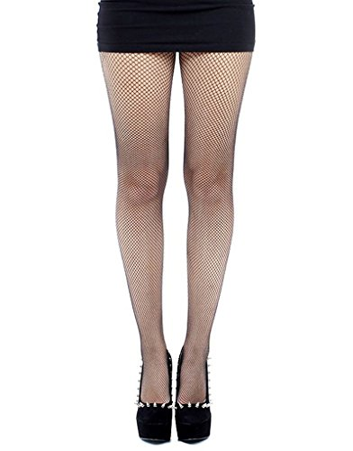 Pamela Mann Netzstrumpfhose erhältlich in XL, XXL, XXXL XXL Black -
