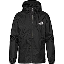 THE NORTH FACE 1990 Mountain Q Jacke Herren schwarz/weiß, XL