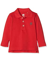 Timberland Baby-Jungen Poloshirt Polo Manches Longues
