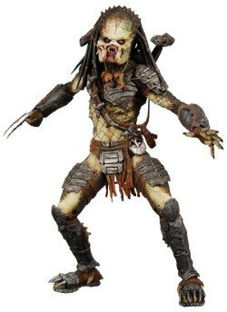 Alien VS. Predator: Requiem NECA Action Figure Series 2 Predator Unmasked by Alien Vs. Predator Requiem 1