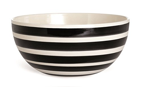 Kähler Omaggio Bowl Black Ø20 cm