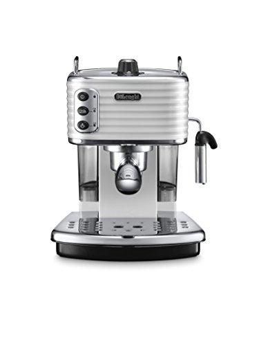 DeLonghi ECZ 351.W Scultura Espressomaschine (1100 W) weiß