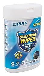 Duragadget Anti-static Lcd Touchscreen Cleaning Cloths For Lg Optimus G E970, Optimus L9 P768, Optimus L1 Ii Tri E745 & Lg D955 G Flex