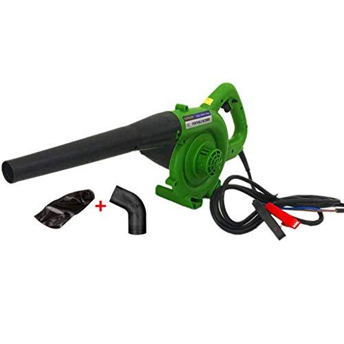 5 M VerläNgerungskabel MotorgebläSe-Staubsauger, Drehzahl Bis Zu 26000 U/Min Elektrischer Kehrmaschinen-Staubsauger - All-Inclusive-Sicherheitsbatterieclip (Ohne Batterie).