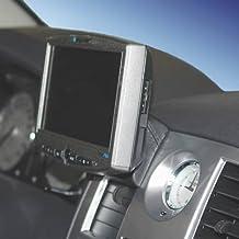 KUDA consola de navegación para Navi Chrysler 300 c a partir de 06/04 Mobilia/negro de piel sintética