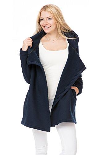 GoFuture Damen Umstandsjacke für Mama Jacke Taylor GF2278 Marine