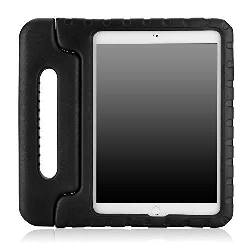 MoKo Case per Apple iPad Air 2 - Custodia Protettiva Antiurto con Supporto per Bambini per Apple iPad Air 2 9.7 Inch iOS 8 Tablet, NERO
