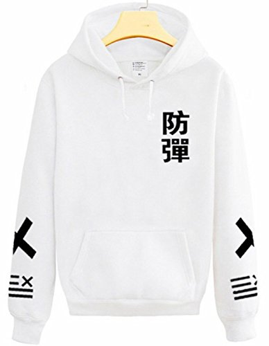 SERAPHY Unisex Hoodies Kpop Bangtan Boys BTS Jumper Sweatshirts For Army Suga Jin JIMIN Jung Kook J-Hope Rap-Monster V