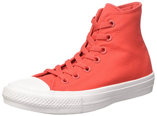 Converse  Chuck Taylor All Star Ii Hi, Gymnastique  mixte adulte - Orange - orange, 42 EU