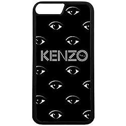 Coque Apple iPhone 7 Tigre Homme Kenzo,Luxury Brand Kenzo Logo Couverture De Cas,Coque Iphone Kenzo Tiger,Kenzo éTui Pour TéLéPhone Teen Boys Etui TPU Coque,Kenzo Coque