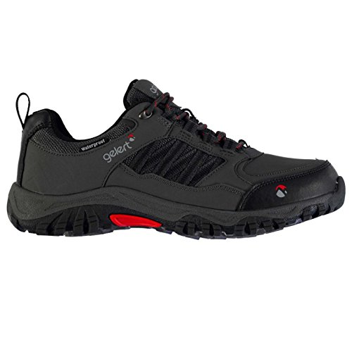 Gelert Horizon Herren Wasserdicht Wanderschuhe Outdoor Trekking Schuhe Charcoal 9.5 (43.5)