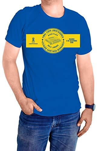 Personalizador Camiseta Final Madrid 2018 - Copa Libertadores