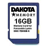16GB Memory Card for Panasonic Lumix DMC-TZ60EB-K