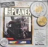 """CD-Rom """"Der Planer"""" - deutsche Vollversion - Serie """"9 plus ein Spiel"""" Vol. 7"""
