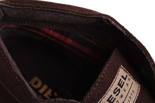 Diesel chaussures fermeture#73 chaussures marron marrón - marrón oscuro