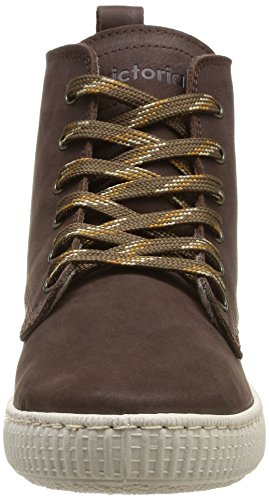 Victoria Bota Working Piel, Bottes mixte adulte Marron